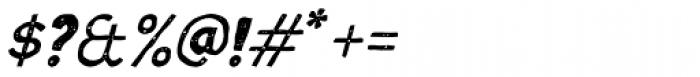 MOVSKATE Hardgrip Italic Font OTHER CHARS