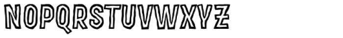 MOVSKATE Ply Font UPPERCASE