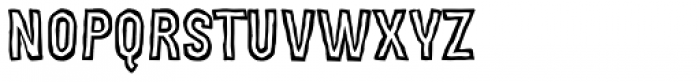 MOVSKATE Ply Font LOWERCASE