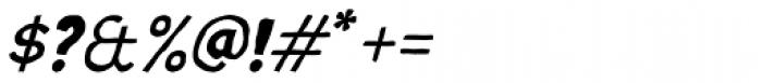 MOVSKATE Skate Italic Font OTHER CHARS
