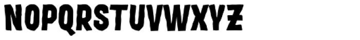 MOVSKATE Skate Font UPPERCASE