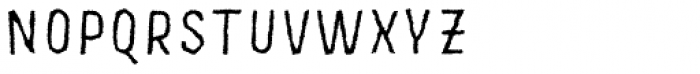 MOVSKATE Slide Font UPPERCASE