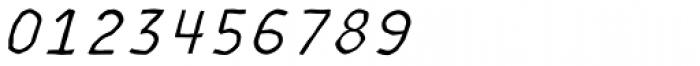 MOVSKATE Wallride Italic Font OTHER CHARS