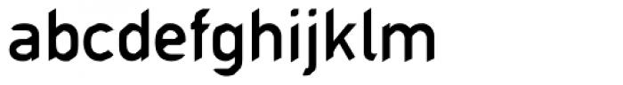 Moda Font LOWERCASE