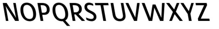 Modal Medium Back Italic Font UPPERCASE