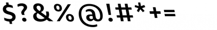 Modal Semibold Back Italic Font OTHER CHARS