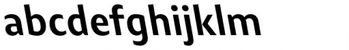 Modal Semibold Back Italic Font LOWERCASE