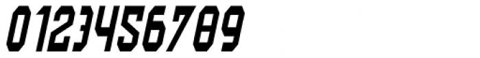 Modality Antiqua Bold Oblique Font OTHER CHARS