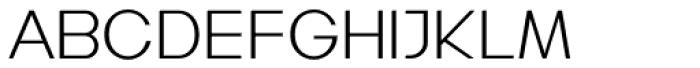 Mode Style Sans Font UPPERCASE