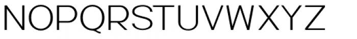 Mode Style Sans Font LOWERCASE