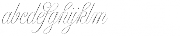 Model Pro Font LOWERCASE