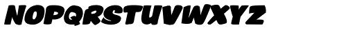 Modelia 4 Font UPPERCASE
