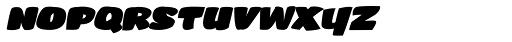 Modelia 4 Font LOWERCASE