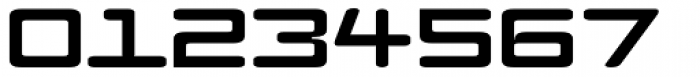 Modell II Font OTHER CHARS