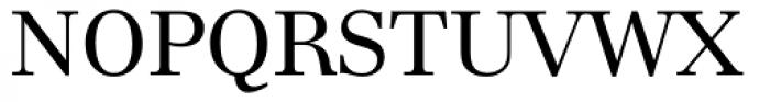 Modern 880 Font UPPERCASE