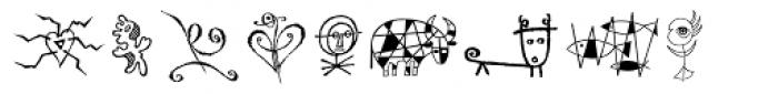 Moderns Std Pi Font OTHER CHARS