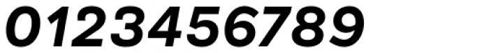 Modica Semi Bold Italic Font OTHER CHARS