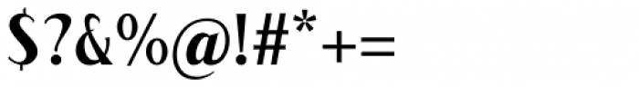 Modkanfire Bold Font OTHER CHARS