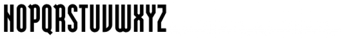 Modula Sans Black Font UPPERCASE