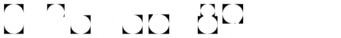 Modular Sans Roman1 Font OTHER CHARS