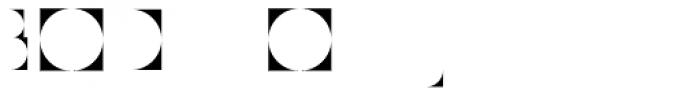 Modular Sans Roman1 Font UPPERCASE