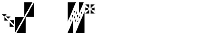Modular Sans Roman2 Font OTHER CHARS