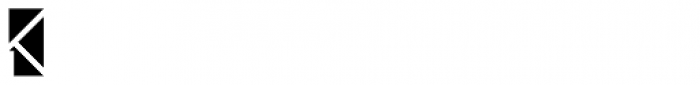 Modular Sans Roman2 Font LOWERCASE