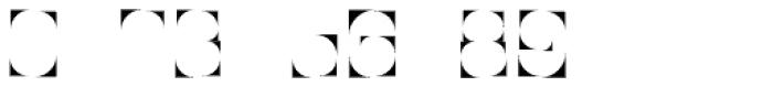 Modular Slab Bold1 Font OTHER CHARS
