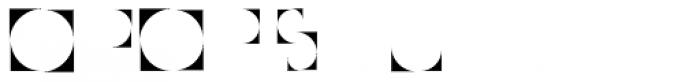 Modular Slab Bold1 Font UPPERCASE