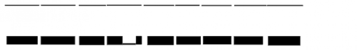 Modular Slab Bold4 Font UPPERCASE
