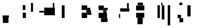 Modular Slab Bold5 Font UPPERCASE