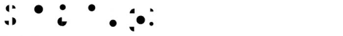 Modular Slab Bold6 Font OTHER CHARS