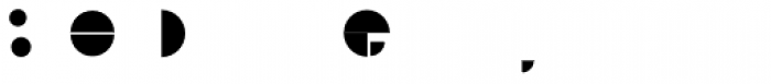Modular Slab Bold6 Font UPPERCASE
