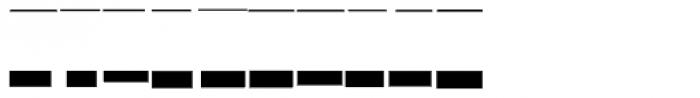 Modular Slab Roman4 Font OTHER CHARS