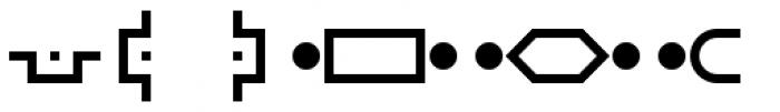 Module 5 Font LOWERCASE