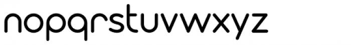 Modulus Pro Medium Font LOWERCASE
