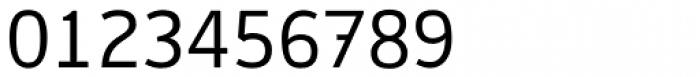 Modus Light Font OTHER CHARS