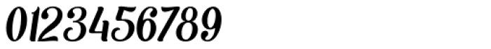 Mofita Italic Font OTHER CHARS