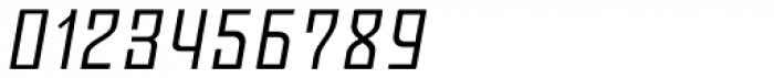 Moho OT Italic Font OTHER CHARS