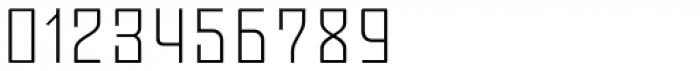 Moho OT Light Font OTHER CHARS