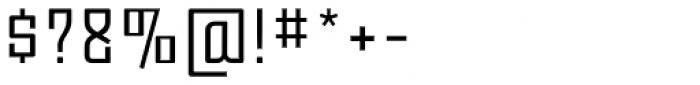 Moho OT Font OTHER CHARS