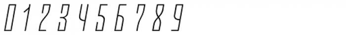 Moho Script Light Font OTHER CHARS