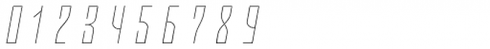 Moho Script Thin Font OTHER CHARS