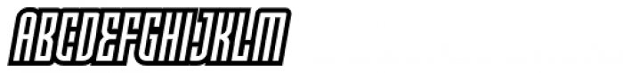 Moho Sport Pro Font UPPERCASE