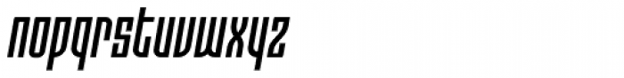 Moho Sport Top Pro Font LOWERCASE