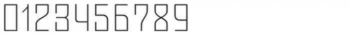 Moho Std Ultra Light Font OTHER CHARS