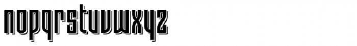 Moho Umbra Pro Font LOWERCASE