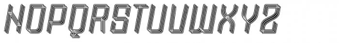 MohoBis Pro Font UPPERCASE