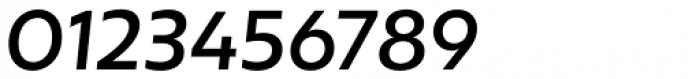 Mohr Medium Italic Font OTHER CHARS