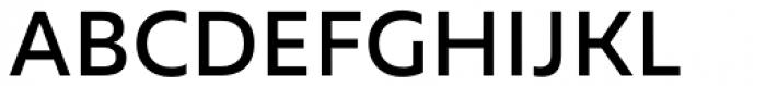 Mohr Medium Font UPPERCASE
